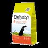 """Сухой корм """"Daily Dog"""" 12кг д-собак пожилых средних-крупных пород индейка-рис"""