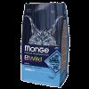 "Сухой корм ""Monge Cat ""BWild"" Grain Free 1,5кг Н/З д-взрослых кошек с анчоусами"