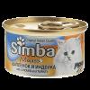 """Консервы Monge """" Simba Cat """" Mousse 85г д-кошек цыпленок-индейка"""