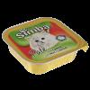 "Консервы Monge "" Simba Cat "" паштет 100г д-кошек мясо"