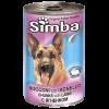 "Консервы Monge ""Simba Dog"" 415г д-собак кусочки ягненка"