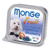 "Консервы ""Monge Dog"" Fruit 100г д-собак индейка с черникой"