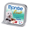 """Консервы """"Monge Dog"""" Fruit 100г д-собак ягненок с яблоком"""
