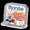 """Консервы """"Monge Dog"""" Fruit 100г д-собак утка с апельсином"""