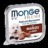 "Консервы ""Monge Dog"" Fresh 100г д-собак говядина"