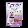 """Консервы """"Monge Dog"""" Grill пауч 100г д-собак говядина"""