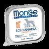 """Консервы """"Monge Dog"""" Monoproteico Solo 150г д-собак паштет из утки"""