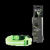 """Ошейник """"Richi"""" декор.светящейся 37-40см M 3 режима зеленый + в компл 2 CR2025 (1021)"""