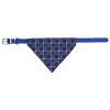 TRIXIE Ошейник д-собак с галстуком синий XS-S 19-24см /10мм (30862)