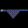 TRIXIE Ошейник д-собак с галстуком синий S-M  30-38см /20мм (30882)