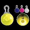 Брелок светодиодный для животных  пластиковый (LD01)