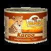 """Консервы """"WildCat"""" KAROO (Кару) 200г Б З кролик-птица-сладкая трава д-кошек"""