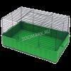 ЗооМарк Клетка д-кроликов № 4  75*46*40 (640)